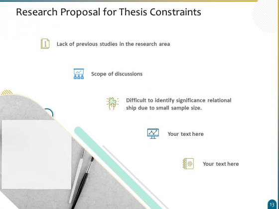 Dissertation_Research_Proposal_Ppt_PowerPoint_Presentation_Complete_Deck_With_Slides_Slide_13