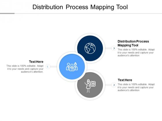 Distribution Process Mapping Tool Ppt PowerPoint Presentation Professional Model Cpb