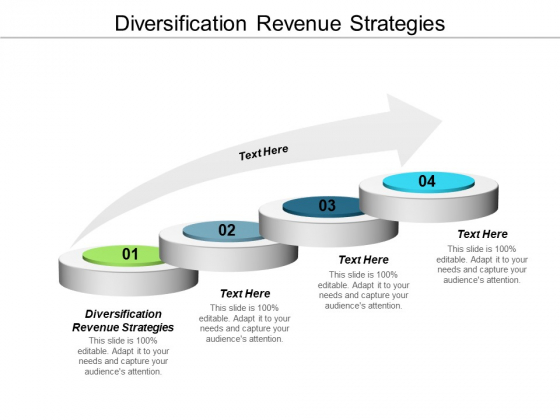 Diversification Revenue Strategies Ppt PowerPoint Presentation Infographic Template Example File Cpb