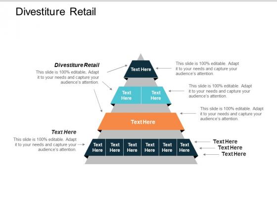 Divestiture Retail Ppt PowerPoint Presentation Outline Graphics Cpb