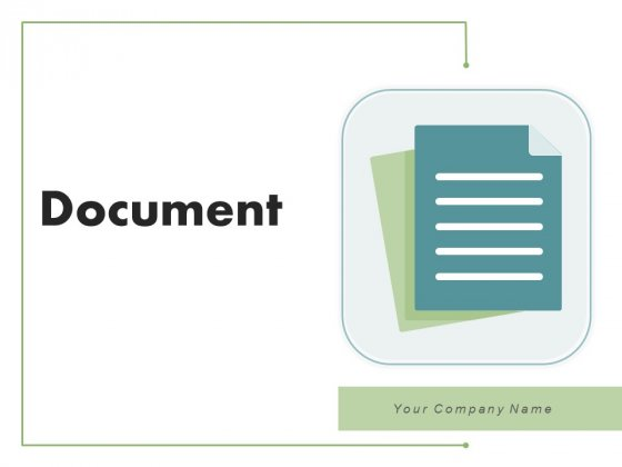 Document Circle Medical Ppt PowerPoint Presentation Complete Deck
