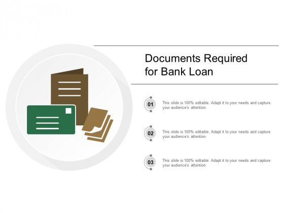 Documents Required For Bank Loan Ppt PowerPoint Presentation Gallery Templates