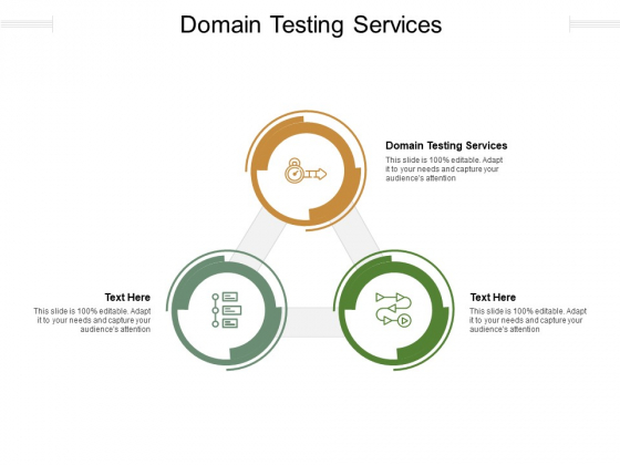 Domain Testing Services Ppt PowerPoint Presentation File Format Ideas Cpb Pdf