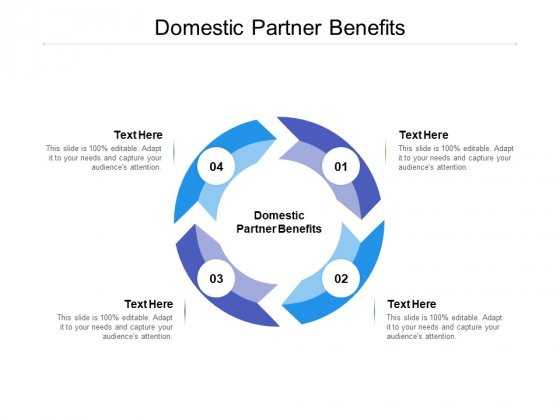 Domestic Partner Benefits Ppt PowerPoint Presentation Outline Background Designs Cpb
