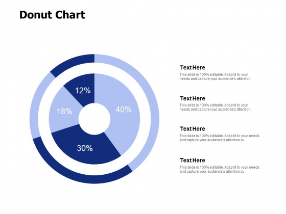 Donut Chart Ppt PowerPoint Presentation File Infographic Template