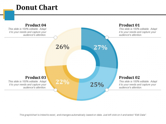 Donut Chart Ppt PowerPoint Presentation Icon Rules
