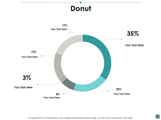 Donut Contribution Ppt PowerPoint Presentation Infographic Template Backgrounds