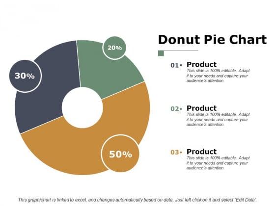 Donut Pie Chart Finance Ppt PowerPoint Presentation Inspiration Graphics