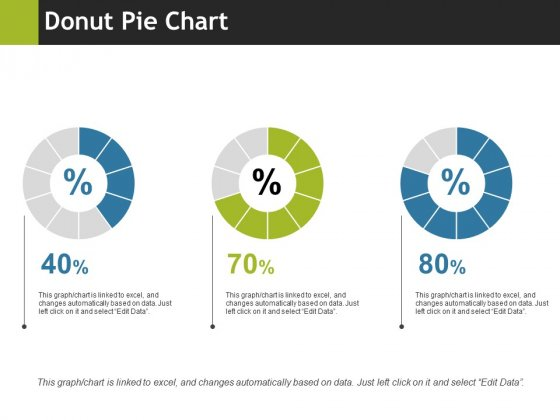 Donut Pie Chart Ppt PowerPoint Presentation File Grid
