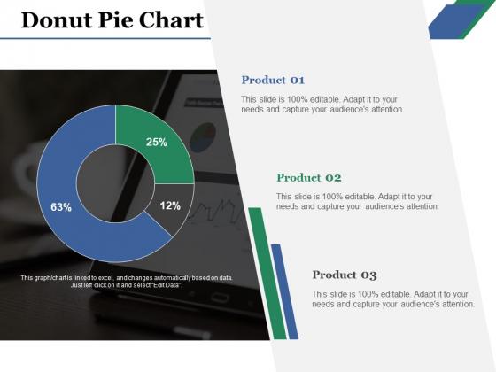Donut Pie Chart Ppt PowerPoint Presentation Gallery Gridlines