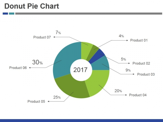 Donut Pie Chart Ppt PowerPoint Presentation Infographics Images