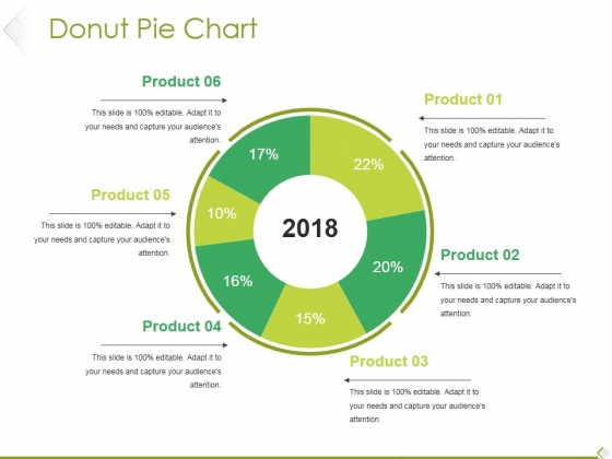 Donut Pie Chart Ppt PowerPoint Presentation Model Pictures