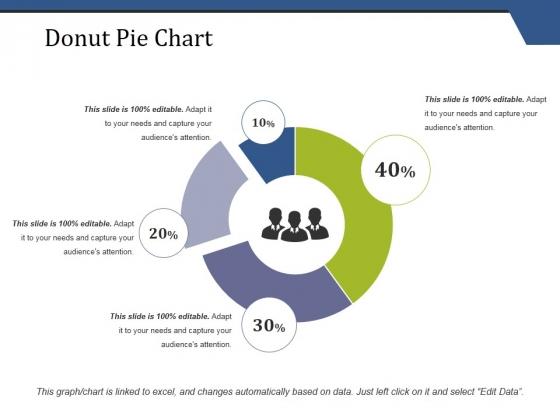 Donut Pie Chart Ppt PowerPoint Presentation Portfolio Clipart Images
