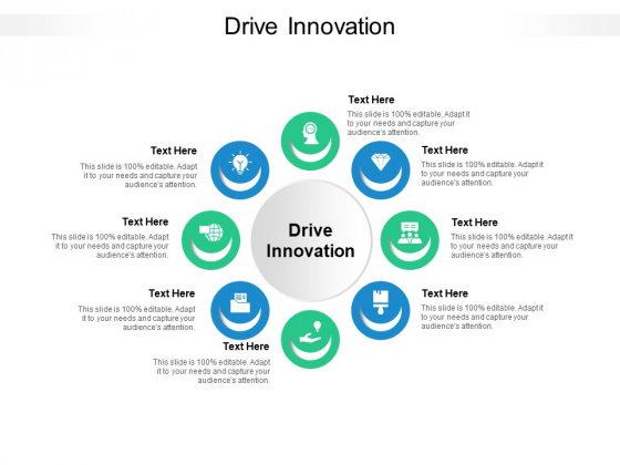 Drive Innovation Ppt PowerPoint Presentation Outline Graphic Images Cpb Pdf