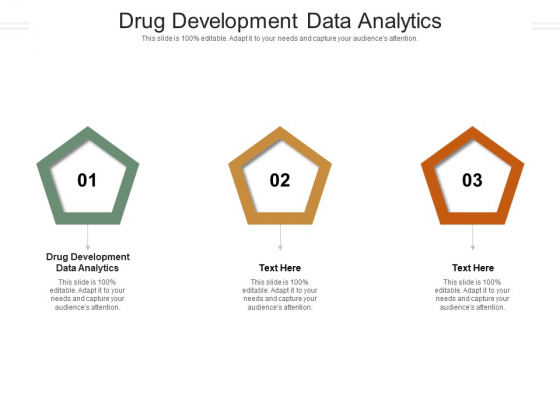 Drug Development Data Analytics Ppt PowerPoint Presentation Inspiration Example Cpb Pdf