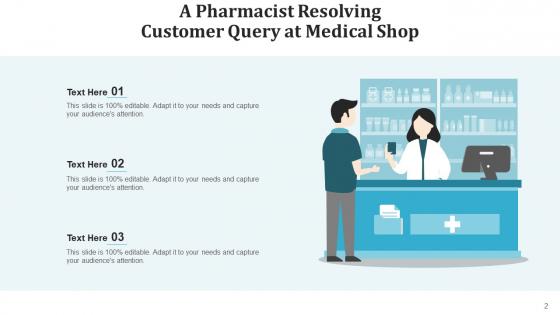 Druggist_Medicines_Counter_Ppt_PowerPoint_Presentation_Complete_Deck_With_Slides_Slide_2