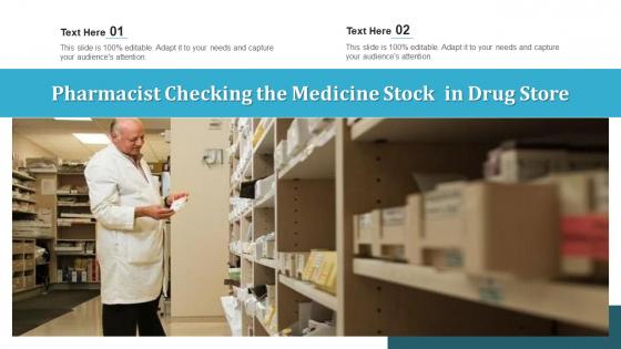 Druggist_Medicines_Counter_Ppt_PowerPoint_Presentation_Complete_Deck_With_Slides_Slide_6