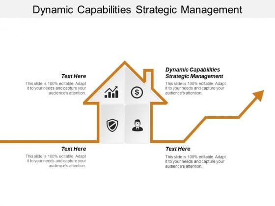 Dynamic Capabilities Strategic Management Ppt PowerPoint Presentation Slides Graphics Design Cpb