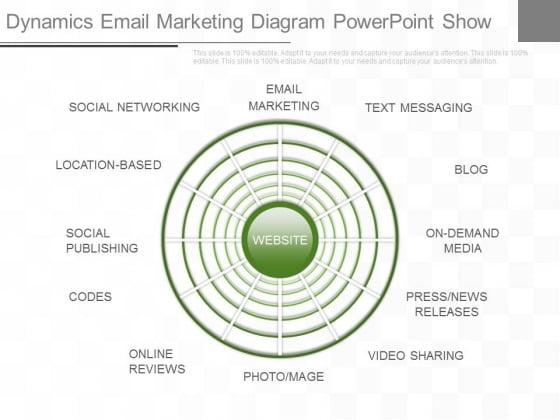 Dynamics_Email_Marketing_Diagram_Powerpoint_Show_1