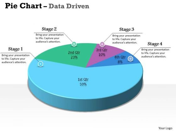 Data Analysis Excel 3d Pie Chart For Marketing Process PowerPoint Templates