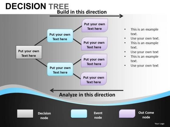 Decision Tree PowerPoint Slides Download