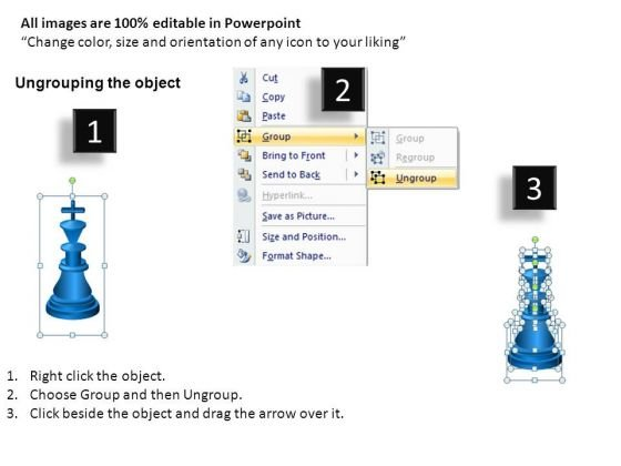 defeated_king_chess_powerpoint_templates_2