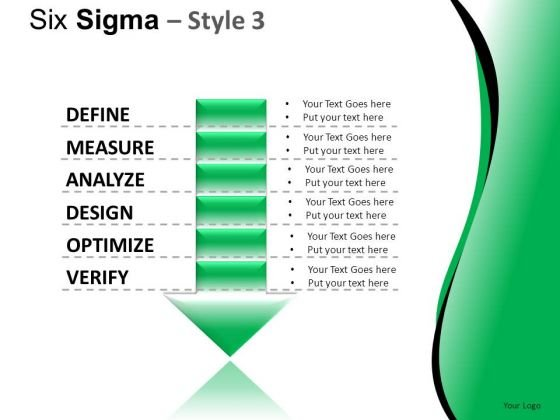 Define Six Sigma 3 PowerPoint Slides And Ppt Diagram Templates