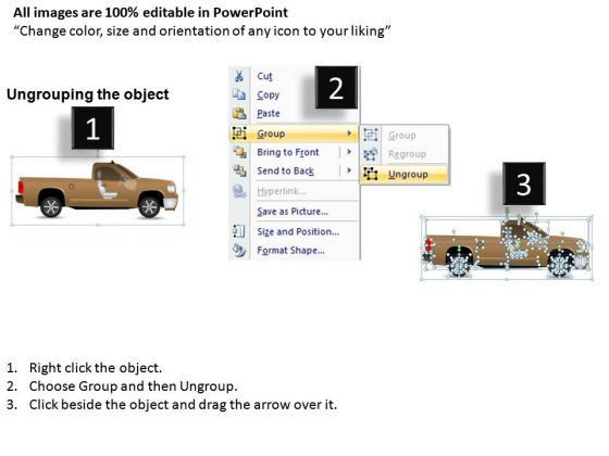 desert_pickup_brown_truck_side_view_powerpoint_slides_and_ppt_diagram_templates_2