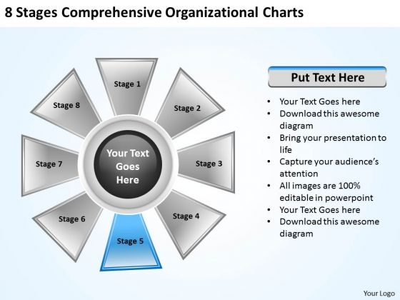 Develop Business Strategy Comprehensive Organizational Charts Internet