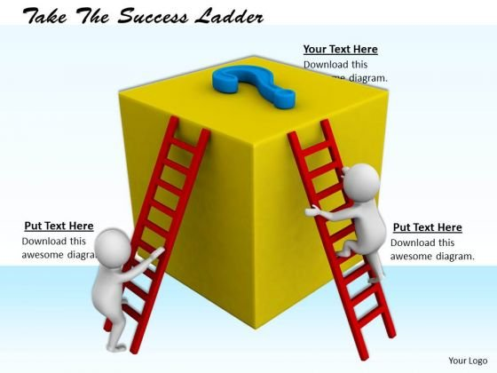 Developing Business Strategy Take The Success Ladder Adaptable Concepts