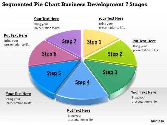 Project Oriented Objectives Ppt How To Write A Business Plan