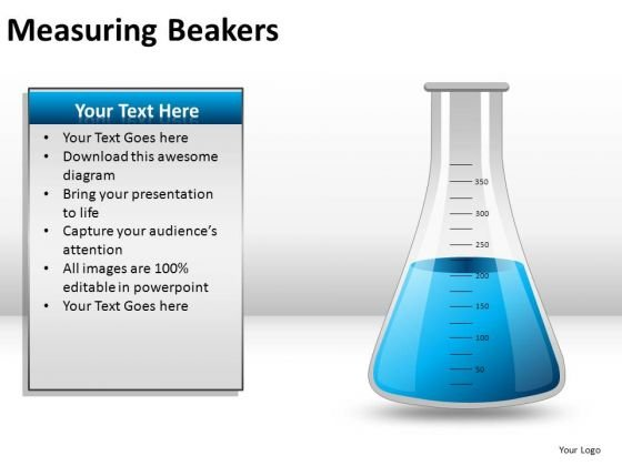 Development Measuring Beakers PowerPoint Slides And Ppt Diagram Templates