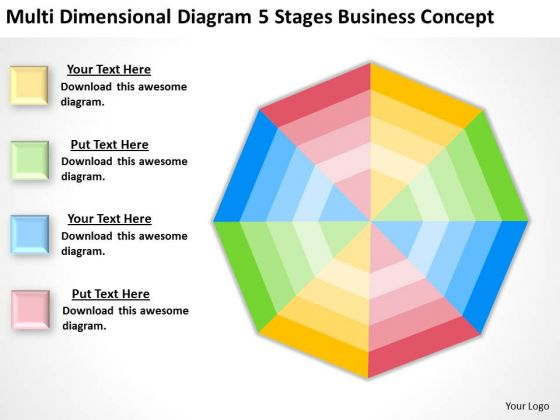 Diagram 5 Stages Business Concept Ppt How To Structure Plan PowerPoint Templates