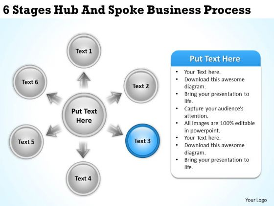 Diagram Business Process New PowerPoint Presentation Templates