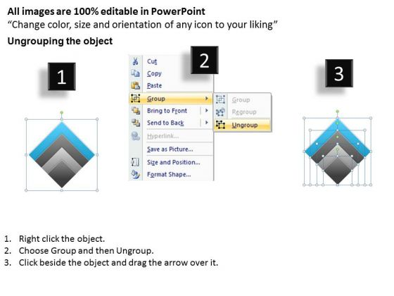 diamond_shape_layered_process_4_stages_ppt_business_planning_software_powerpoint_slides_2
