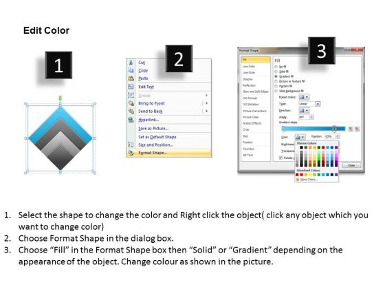 diamond_shape_layered_process_4_stages_ppt_business_planning_software_powerpoint_slides_3