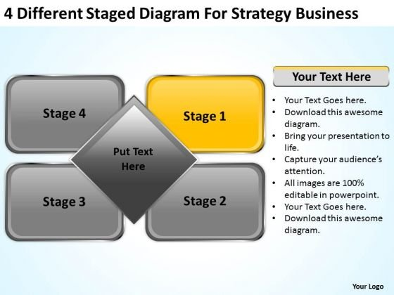 Different Staged Diagram For Strategy Business Ppt Plans Software PowerPoint Templates
