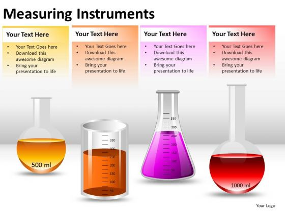 Dimensions Measuring Instruments PowerPoint Slides And Ppt Diagram Templates