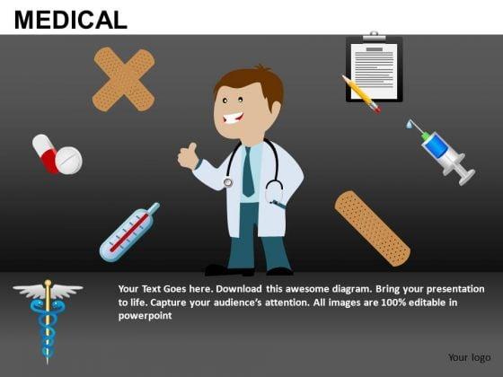 Doctors Prescriptions PowerPoint Templates Editable Ppt Slides