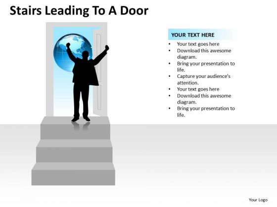 Door To Opportunities PowerPoint Slides And Ppt Diagram Templates