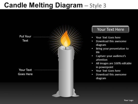 Download Candle Ppt Templates