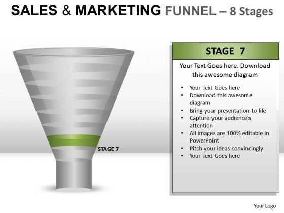 Download Edit Sales And Marketing Funnel PowerPoint Slides And Ppt Diagram Templates