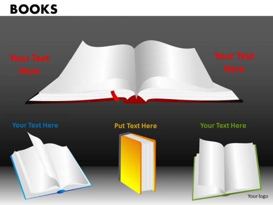 Download Editable Books PowerPoint Ppt Templates
