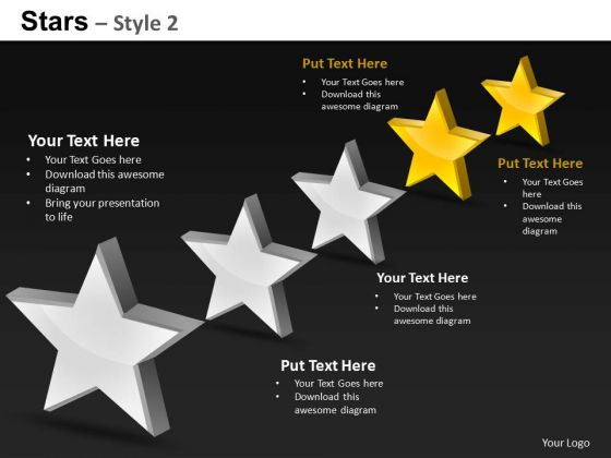 Download Editable Stars PowerPoint Slides And Ppt Diagram Templates