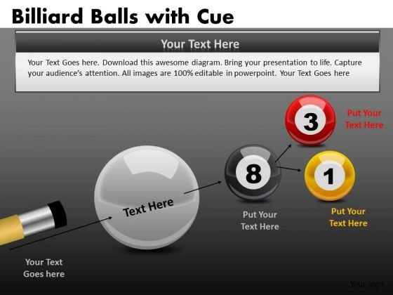 Download Eight Ball Pool PowerPoint Ppt Templates