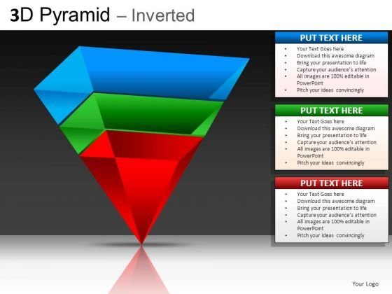 Download Inverted Pyramid Ppt Slides