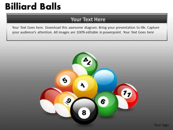 Download Pool Billiard Balls Ppt