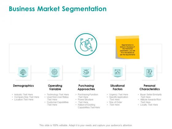 EMM Solution Business Market Segmentation Professional PDF