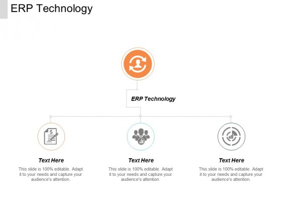 ERP Technology Ppt PowerPoint Presentation Summary Display Cpb