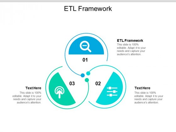 ETL Framework Ppt PowerPoint Presentation Pictures Guidelines Cpb